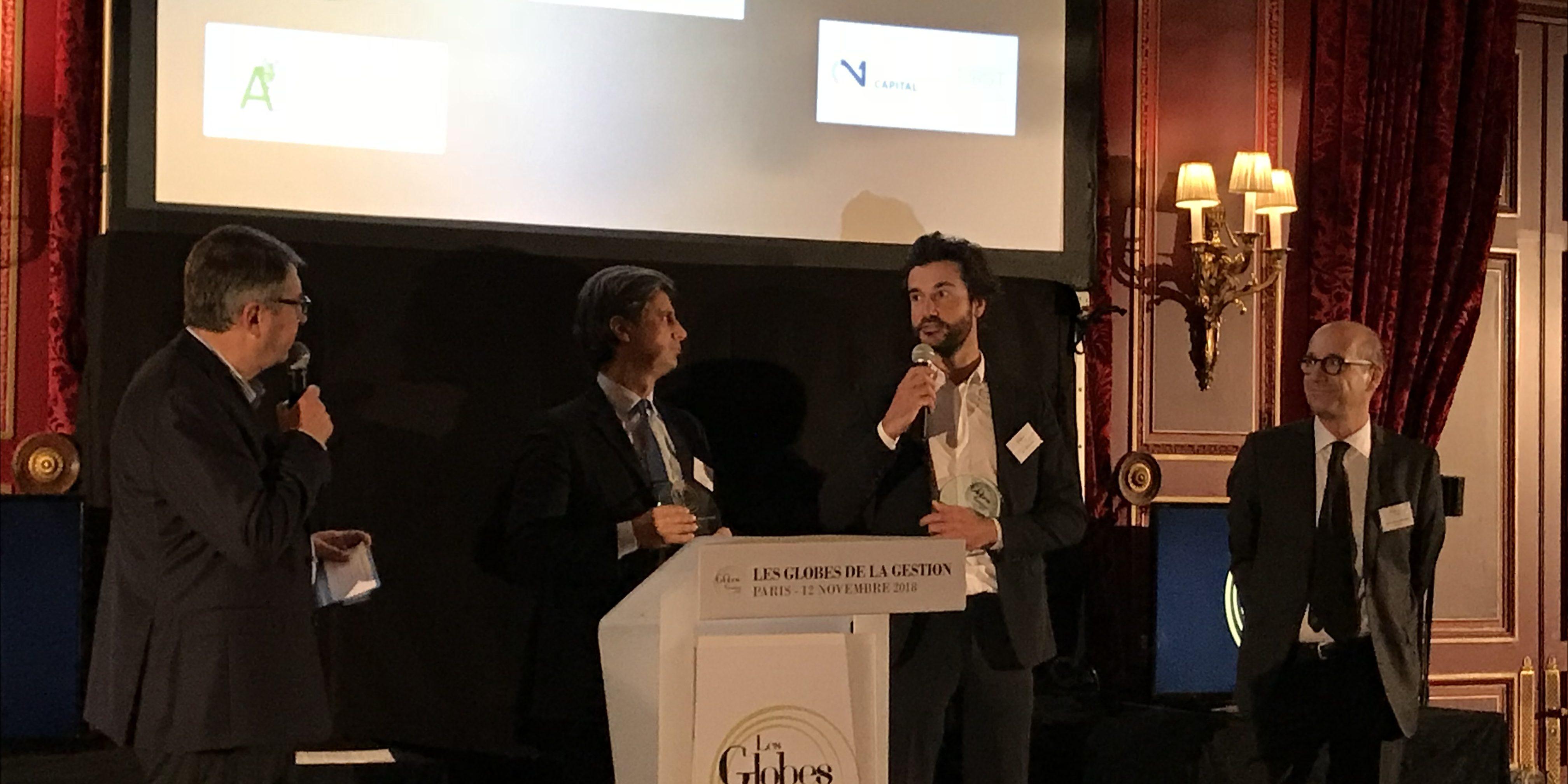 8cd9d825718e4f Globes de la Gestion 2018   ID France Smidcaps primé - Twenty First ...